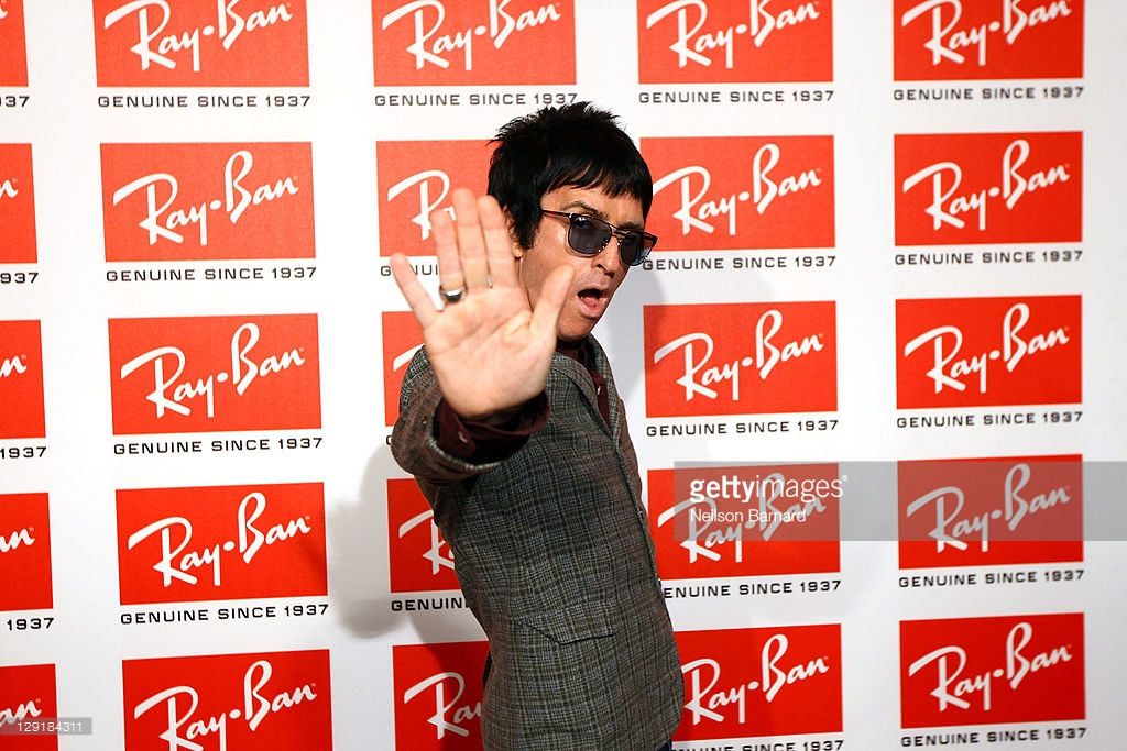 attends the Ray-Ban Raw Sounds project at The Angel Orensanz Foundation on October 13, 2011 in New York City.